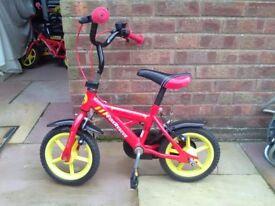 """Boys 12"""" Bike - perfect for Christmas!"""