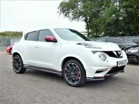 2015 64 NISSAN JUKE 1.6 NISMO RS DIG-T 5d 218 BHP CALL 01224774455