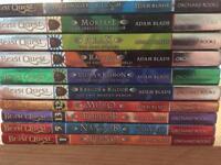 10 x Beast Quest books