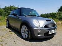 2003 mini cooper s ( best colour)