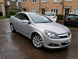 2008 57 VAUXHALL ASTRA 1.6 TWIN PORT SPORT CONVERTIBLE