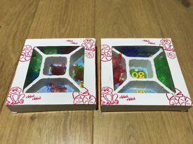 2 x Flip Frog Games - Jumping Frogs