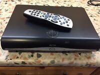 Sky+ HD 500GB wifi box and remote