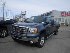 2014 GMC SIERRA 2500HD SLE | Rem. Start | Bed Cover |