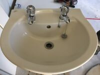 Ideal Standard bathroom sinks with taps
