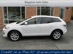 2012 Mazda CX-7 GS AWD | $78/week, taxes in, $0 down