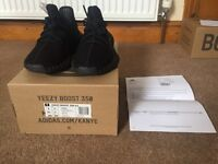 ADIDAS YEEZY BOOST 350 V2, BLACK AND RED, BRAND NEW UK 7.5, £400