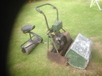 atco royal b24 ride on mower £180