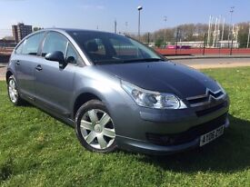 2006 Citroen C4 only 35k miles AUTOMATIC 2 previous owner Nice family CAR New tyre 11 Month MOT