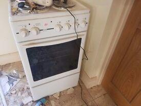Refurbished electric oven