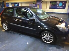 image for Ford, FIESTA, Hatchback, 2007, Manual, 1596 (cc), 3 doors