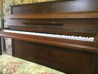 *Free delivery* Hellas Modern Upright Piano - Quality, refurbished, great tone!