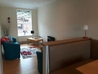 Modern One Bedroom Flat with study in city centre