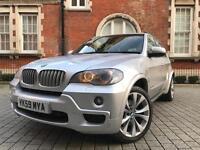 BMW X5 3.0 35d M Sport xDrive 5dr ++ 7 SEATER+ HUGE SPEC++TWIN TURBO MODEL not x6 audi q7 vw ml320
