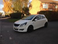 Corsa limited edition piece