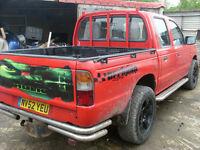 mazda b2500 2.5 diesel