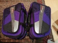 Oxford sport saddle bags + mounts
