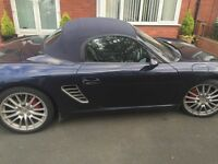 *REDUCED* Porsche Boxster S 3.179, 2dr Convertible, Sport Edition, FSH, 12 Months MOT, Immaculate!!