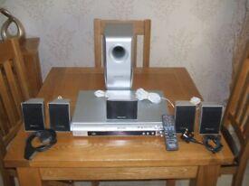 Panasonic DVD Home Theatre System SC-PT150