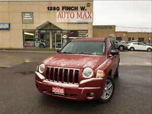 2008 Jeep Compass Sport, Great Condition
