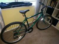 V rare RAC(Dahon) folding mountain bike
