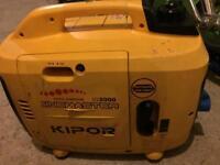 Kipor IG2000 pure sine wave generator