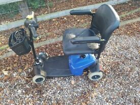 Pride Mobility Scooter Excellent Condition New batteries