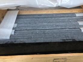 Granit slabs black