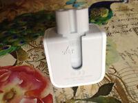 Genuine Apple 3-Pin UK Model607-6315/2-Pin EU Model A1561 Wall Plug for iPad MacBook Magsafe Charger