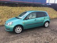Ford Fiesta automatic 62000 miles mot full service history