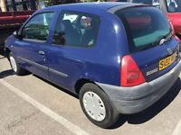 Renault Clio 1.2 manual Full services history, £395
