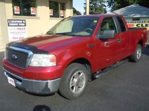 2008 FORD F-150 XLT- ALLOY WHEELS, CRUISE CONTROL, POWER MIRRORS