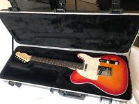 2011 Fender Telecaster Deluxe USA Electric Guitar + Fender Hard Case!!!