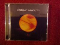 Coldplay CD's