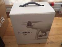 DJI Phantom 4 Brand New Sealed UK model