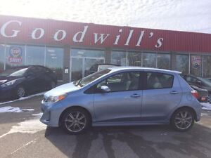 2012 Toyota Yaris SE! BLUETOOTH!