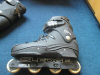 Kobe Sledge Inline Roller Skates Size 10