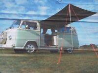 VW Awning with Groundsheet - £45