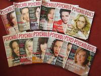 Psychologies Magazines 2012 x 12