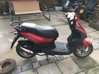 Moped Sym symply 50cc