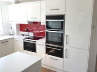 Kitchen Cupboard Doors and Drawer Fronts in gloss white