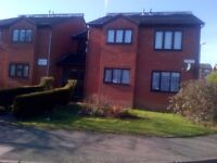 1 bed flat in Stoke in Coventry nice private with parking £550