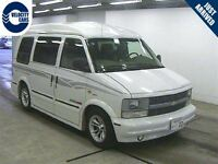1998 Chevrolet ASTRO Starcraft Camper 4WD 93K's NO ACCDNT 1 YR W Vancouver Greater Vancouver Area Preview