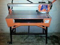 Vitrex 900 professional wet tile cutter / saw 240V