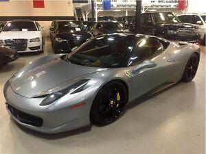2012 Ferrari 458 ITALIA -
