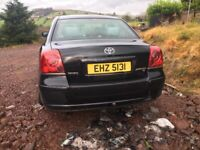 Toyota, AVENSIS, Saloon, 2003, Manual, 1995 (cc), 4 doors