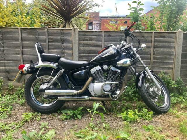 YAMAHA VIRAGO 250 cc with SERVICE HISTORY CBT Chopper as good as Honda  Kawasaki or Suzuki | in Putney, London | Gumtree