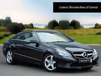 Mercedes-Benz E Class E220 CDI SE (black) 2013-11-08