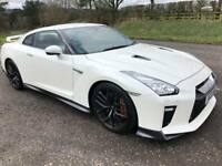 NISSAN GT-R 3.8 PRESTIGE 2d AUTO 562 BHP ONE OWNER, SPLIT MINT CONDITION (white) 2016