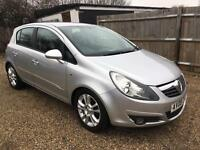 VAUXHALL CORSA 1.2 SXI 5DR IDEAL FIRST CAR CHEAP INSURANCE